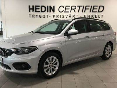 begagnad Fiat Tipo KOMBI 1,6 E-TORQ 110HK AT6 LOUNGE
