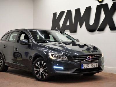 begagnad Volvo V60 T4F Kinetic S&V-Hjul (180hk)