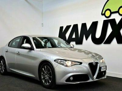 begagnad Alfa Romeo Giulia 2.2 JTDM | Super | GPS | SoV | 2017, Sedan Pris 224 800 kr