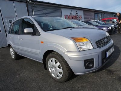 gebraucht Ford Fusion 1,4 STYLE 5D 80HK DRAG -11