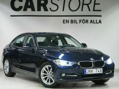 begagnad BMW 318 D Steptronic 143HK Sportline