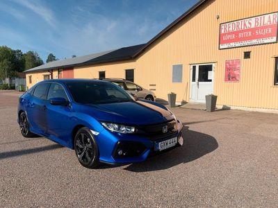 begagnad Honda Civic 5-dörrar 1.0 Euro 6 129hk