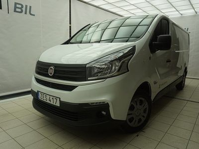 begagnad Fiat Talento Skåp L2H1 125hk -18