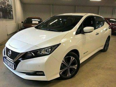 begagnad Nissan Leaf e+ 62 kWh Tekna