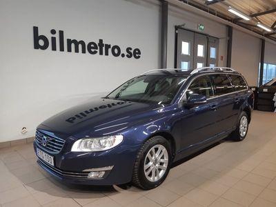begagnad Volvo V70 D4 Summum