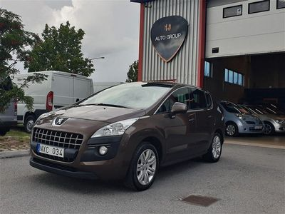 begagnad Peugeot 3008 1.6 VTi Drag Nyservad 0 Kontant -14