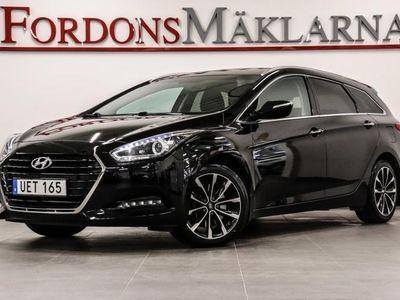 begagnad Hyundai i40 1.7 CRDi NAVI DRAG KAMERA FRI HEMLEVERANS