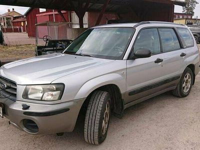 begagnad Subaru Forester 2,0