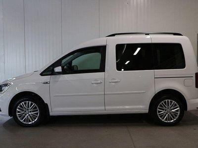begagnad VW Caddy Life COMF-L EU6 TDI 150HK DS