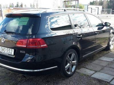 begagnad VW Passat TDI/170 R-Line DSG 4Motion -13