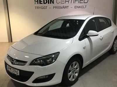 begagnad Opel Astra 6 LÅGMIL / DRAGKROK