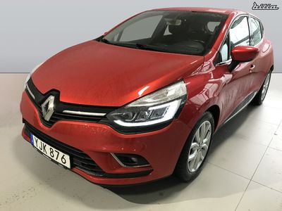 begagnad Renault Clio IV PhII Energy TCe 90 Intens 5-d 2017, Halvkombi 108 000 kr