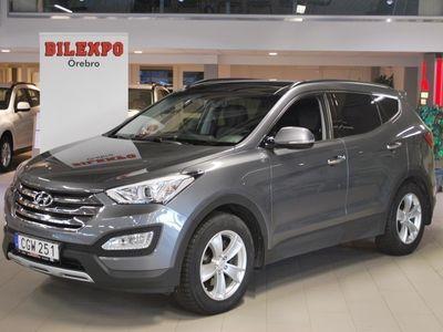 brugt Hyundai Santa Fe 2.2 CRDi-R Premium 4WD 197 H -14