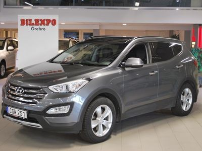 gebraucht Hyundai Santa Fe 2.2 CRDi-R Premium 4WD 197 H -14