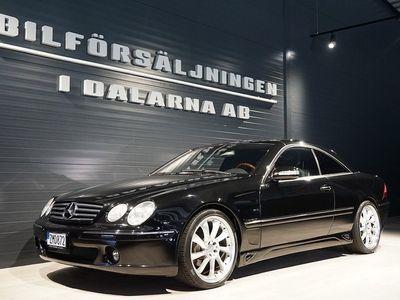 begagnad Mercedes 500 CL-KlassLorinser 306hk