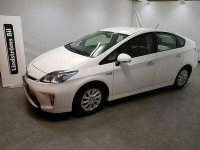 begagnad Toyota Prius Plug-in Hybrid Active Vinterhjul