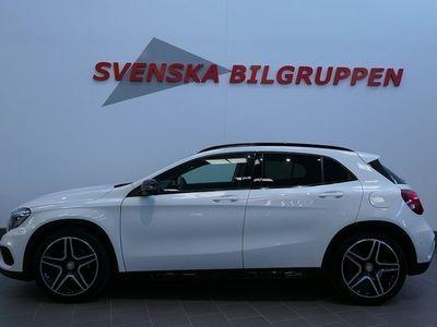 begagnad Mercedes GLA220 CDI 4M Aut AMG Sport Lm S+V-hjul