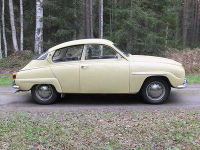 begagnad Saab 96 1966 långnos