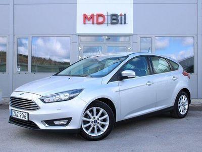begagnad Ford Focus EcoBoost 100hk Titanium 0kr kontant möjligt