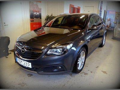 begagnad Opel Insignia Country Tourer 2.0 CDTI 4x4 Aut -16