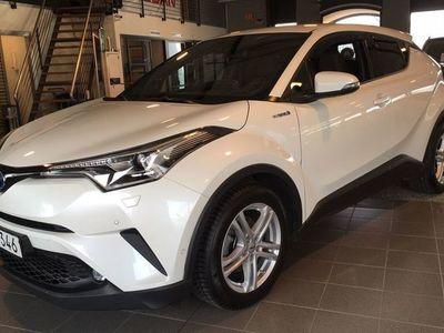 begagnad Toyota C-HR Elhybrid Executive