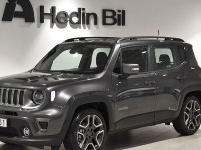 begagnad Jeep Renegade LIMITED. 110 HK. Nya modellen