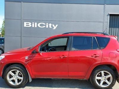 begagnad Toyota RAV4 2.2 D-CAT 4x4 2007, SUV Pris 59 000 kr