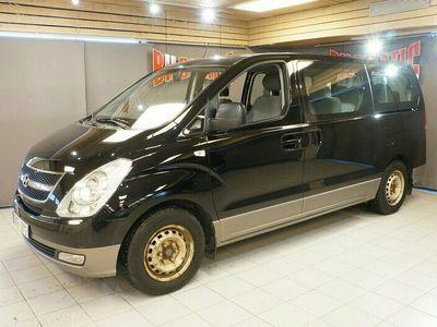 begagnad Hyundai H-1 Travel 2,5CRDi AUT 8-SITS Drag 170hk