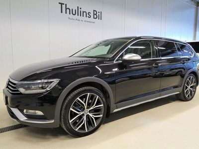 begagnad VW Passat Alltrack GTS TDI 240 4-Motion / Executive