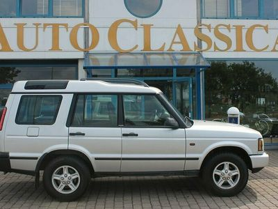 begagnad Land Rover Discovery 2.5 TD5 4WD Automat