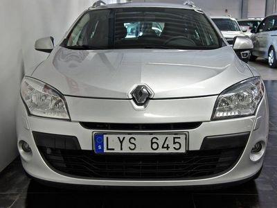 begagnad Renault Mégane Megane1,6 ECO 2 SPORT TOURER 3-ÅRS 2011, Kombi 54 900 kr