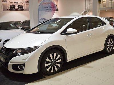 begagnad Honda Civic 1.4 i-VTEC Euro 6 Elegance Navi 1