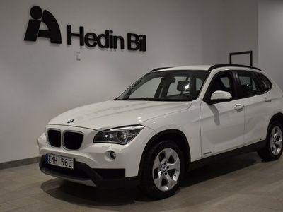 begagnad BMW X1 xDrive 2.0d | E84 | | Drag | Motorvärmare 2013, SUV 169 900 kr