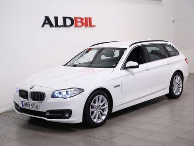 begagnad BMW 520 d 190hk Sportpaket Aut - 1.99% Ränta