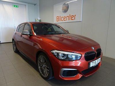 begagnad BMW M140 xDrive Aut-Nav-H&K-Panorama-Backkamera Euro 6 340hk