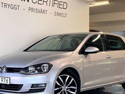 begagnad VW Golf 5-dörrar 1.4 TSI 150hk GT