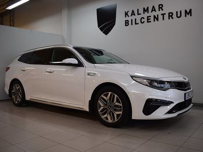 begagnad Kia Optima Hybrid SW Plug-in Advance Plus 2 (205 hk)