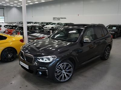 begagnad BMW X3 M40i Driving Plus H&K Panorama Adaptivt Chassi