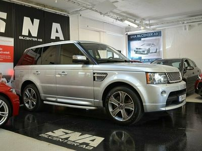 begagnad Land Rover Range Rover 3.6 TDV8 4WD Automat 272hk