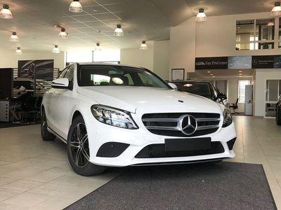 begagnad Mercedes C200 SEDAN Avantgarde