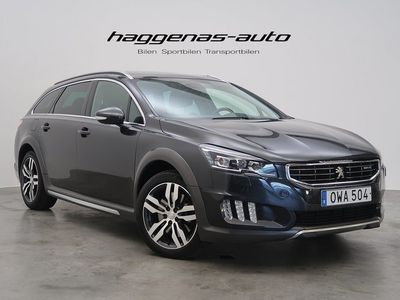 brugt Peugeot 508 SW RXH / Hybrid / Panorama