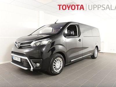 begagnad Toyota Verso ProAce1,5D Shuttle Long 9-sits S&S (120hk) *Drag*