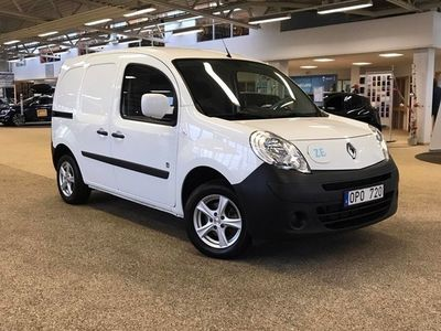 gebraucht Renault Kangoo EXPRESS Skåp Z.E 44kW 2012, Transportbil 41 900 kr