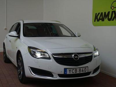 używany Opel Insignia Sports Tourer 2.0 CDTI 4x4 170hk D-värm