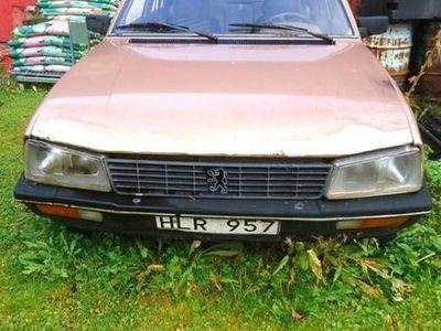 begagnad Peugeot 505 grd - 84 -84
