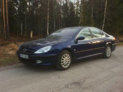 begagnad Peugeot 607 3.0 -04