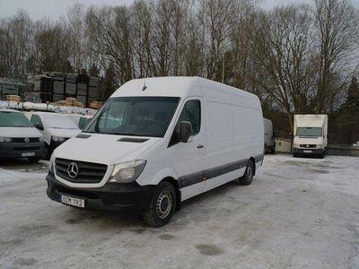 brugt Mercedes Sprinter 316 BlueTEC Extra Lång -16