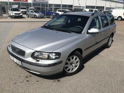 gebraucht Volvo V70 2.4 140 Hk Manuell