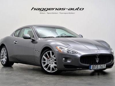 begagnad Maserati Granturismo 4.2 V8 / BOSE / Skyhook