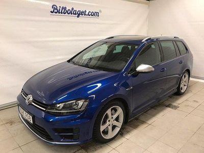 begagnad VW Golf Sportscombi R 2.0TSI 4M 300hk